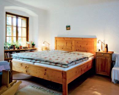 Staré dřevěné zárubně
