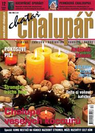 aktuální vydání časopisu Chatař & chalupář