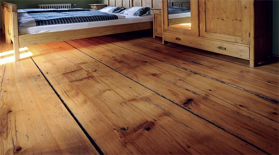 Nová podlaha na starou
