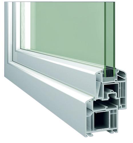 Hmotnost plastových oken