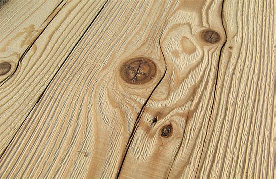 Opalování dřeva postup