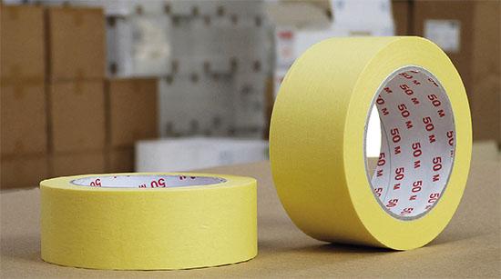 Malířská páska papírová