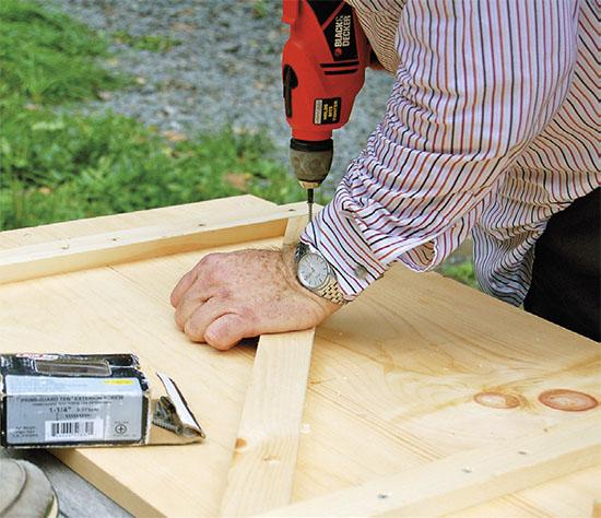 Jak vyrobit drevene okno