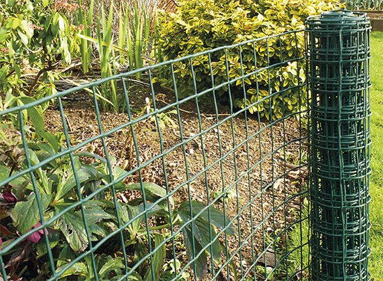 Oprava plotu ohlášení