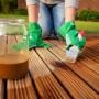 Před působením vlhkosti, hmyzu a dřevokazných hub je nutné chránit skryté konstrukce i dřevo v exteriéru.