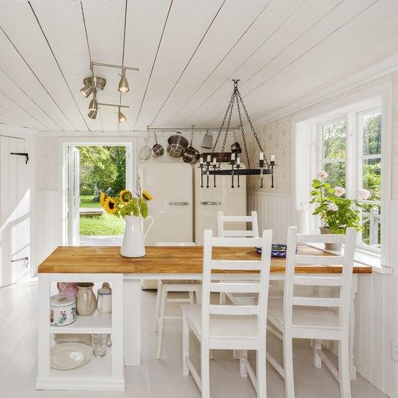 Einrichten Landhausstil Ideen