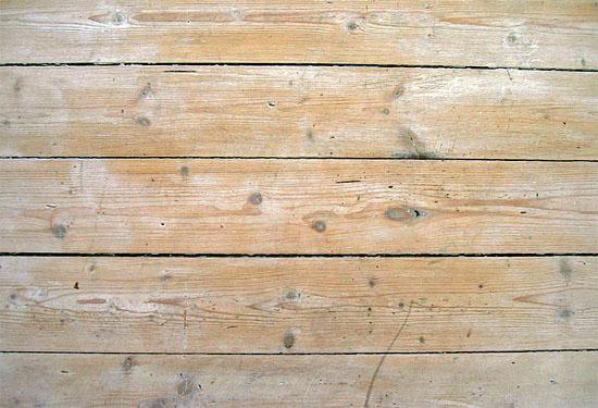 Podlaha z prken