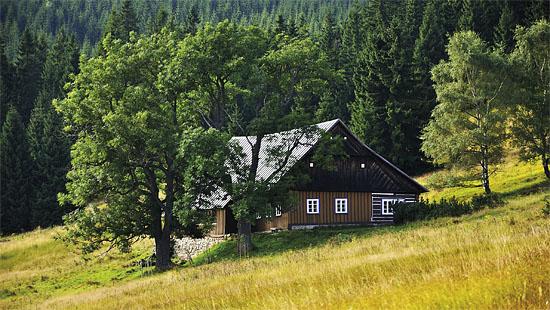 Stavba pro rodinnou rekreaci hypoteka