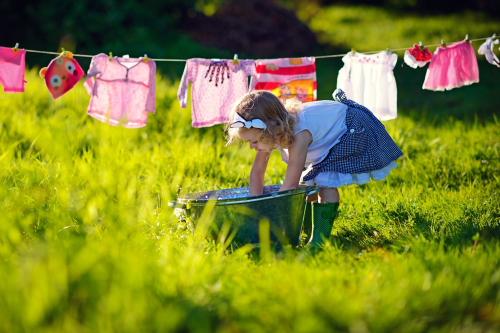 Výsledek obrázku pro praní prádla