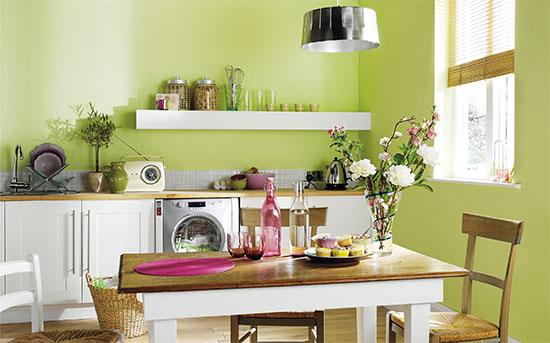 Kuchyně V Barvách Chatař Chalupář